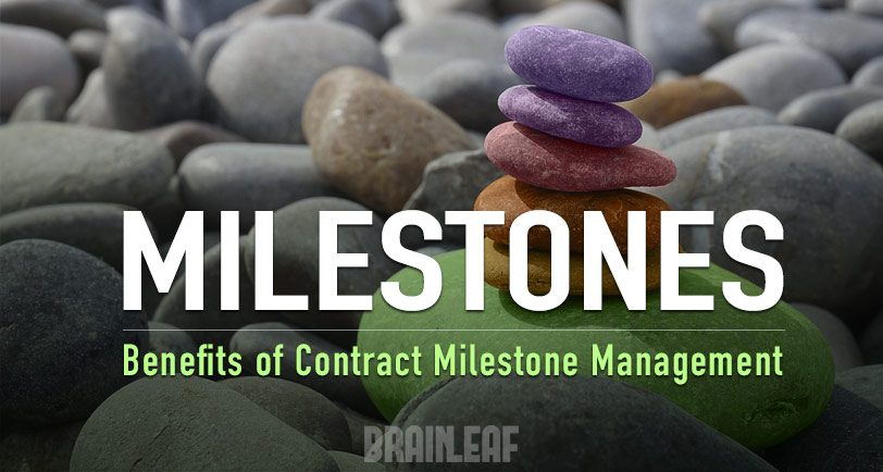 Milestones management